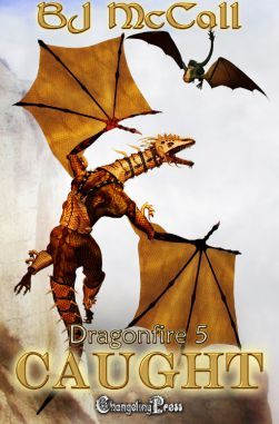 Caught (Dragonfire) (Dragonfire 5)