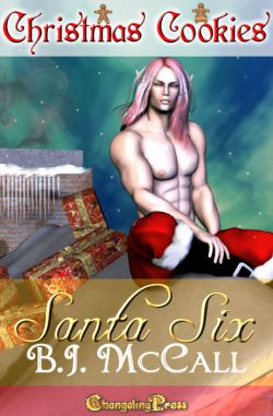 Santa Six (Christmas Cookies Multi-Author 2)