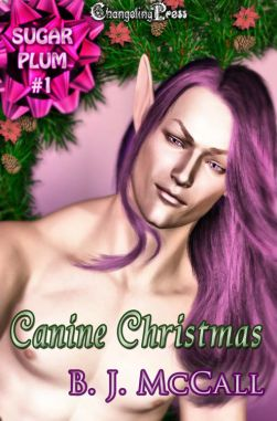 Canine Christmas (Sugarplums Multi-Author 1)