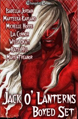 Jack-O-Lanterns (Jack-O-Lanterns Multi-Author 14)