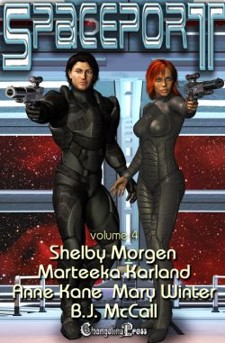 Spaceport Vol. 4 (Spaceport Multi-Author 52)