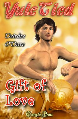 Gift of Love (Yule Tied 6)