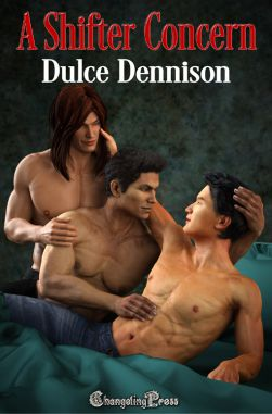A Shifter Concern (Bureau of Paranormal Affairs 2)