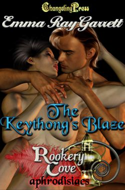 The Keythong's Blaze (Rookery Cove Multi-Author 4)