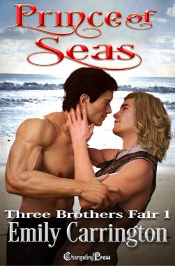 Spotlight: Prince of Seas (Three Brothers Fair 1)