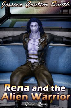 Rena and the Alien Warrior (Intergalactic Brides 16)