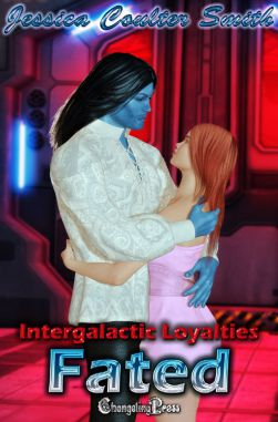 Fated (Intergalactic Loyalties 4)