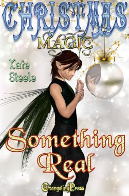Something Real (Christmas Magic 6)