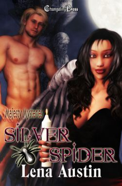 Silver Spider (Majesty Mysteries 1)