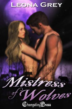 Mistress of Wolves (Werewolves of America 2)