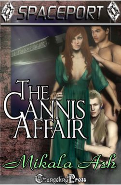 The Cannis Affair (Spaceport Multi-Author 21)