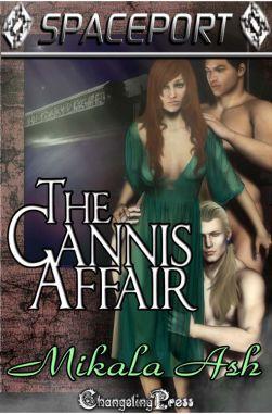 The Cannis Affair (Spaceport Multi-Author 21)
