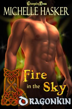 Fire in the Sky (DragonKin Multi Author 1)