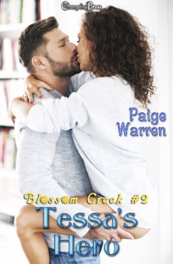 Tessa's Hero (Blossom Creek 2)