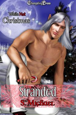 Stranded (White Hot Christmas 7)