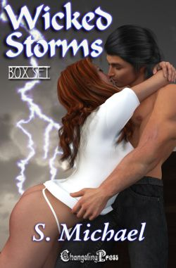 Wicked Storms (Box Set) (Storm 6)