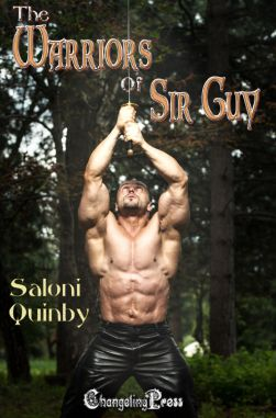 The Warriors of Sir Guy (Witches and Demons 3)