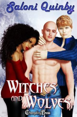 Witches and Wolves (Print Edition) (Witches and Wolves 6)