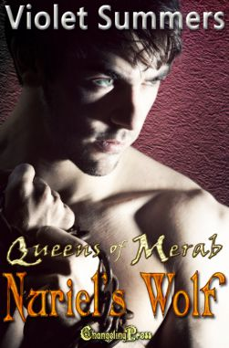 Nuriel's Wolf (The Queens of Merab 1)