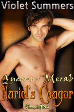 Nuriel's Cougar (The Queens of Merab 2)