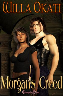 Morgan's Creed (Dante's World 2)