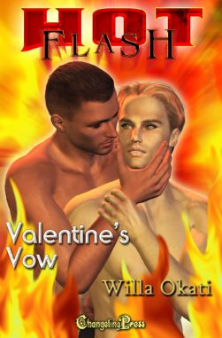 Valentine's Vow (Celebration Boys 1)